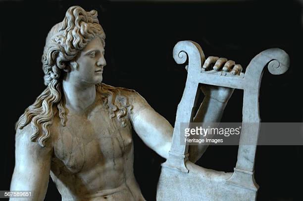 Apollo the Lyrist or Citharoedus The statue's style references a myth recounted in Ovid's Metamorphoses of a musical duel between Pan the piper and...