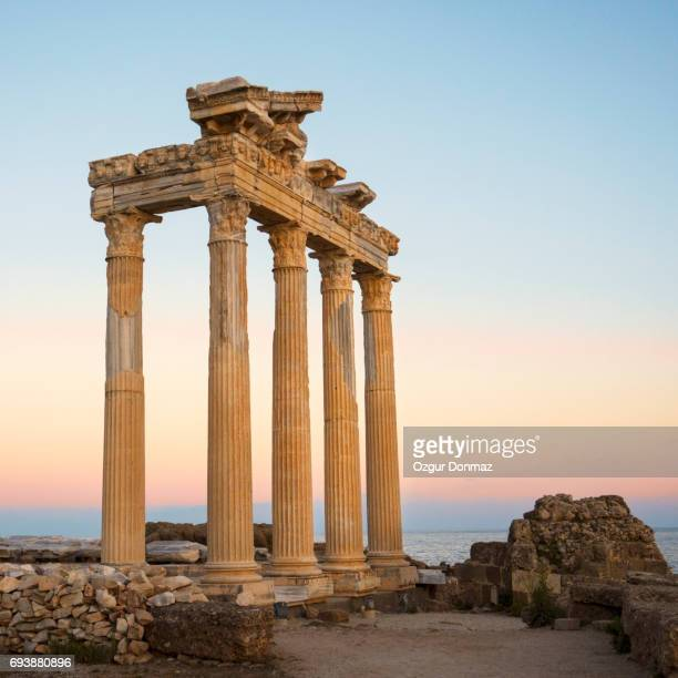 Apollon Temple ruins, Turkey