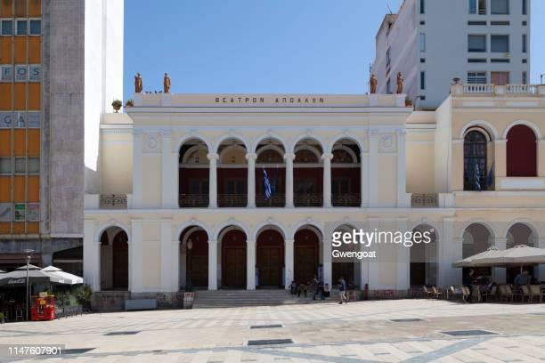 Apollon Theatre in Patras