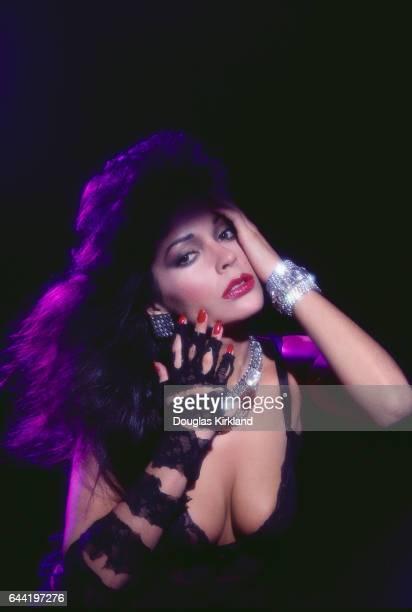 Apollonia Kotero at the time of the release of Purple Rain