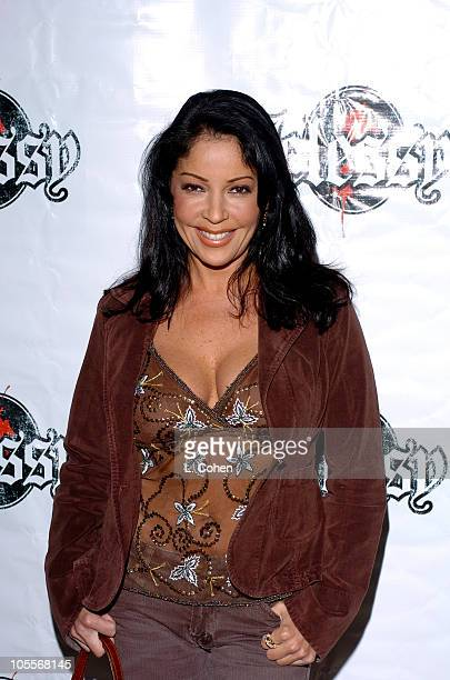 Apollonia Kotero during Jelessy Jeans Launch Party at Skybar at the Mondrian Hotel in Los Angeles California United States