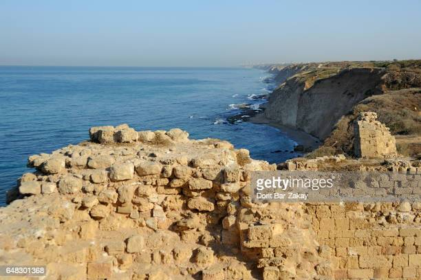 Apollonia - The Crusaders' Fortress