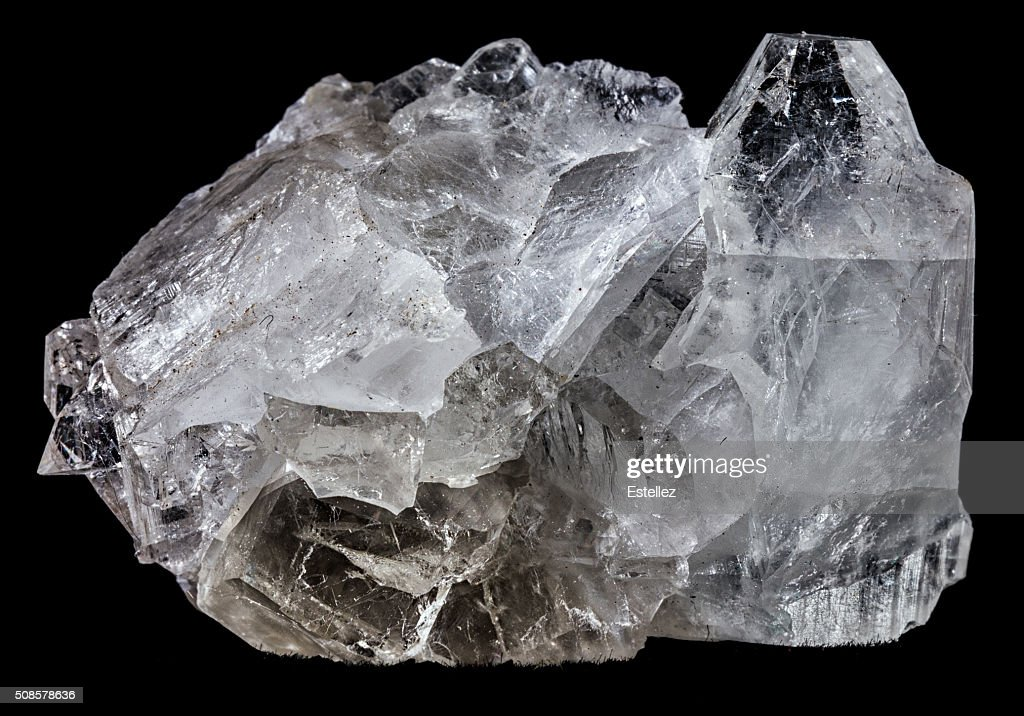 Apophyllite : Stock Photo