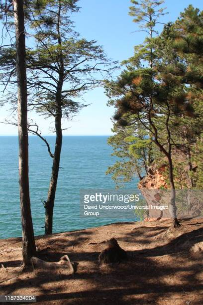 apostle islands national lakeshore, wisconsin - iowa_county,_wisconsin stock pictures, royalty-free photos & images