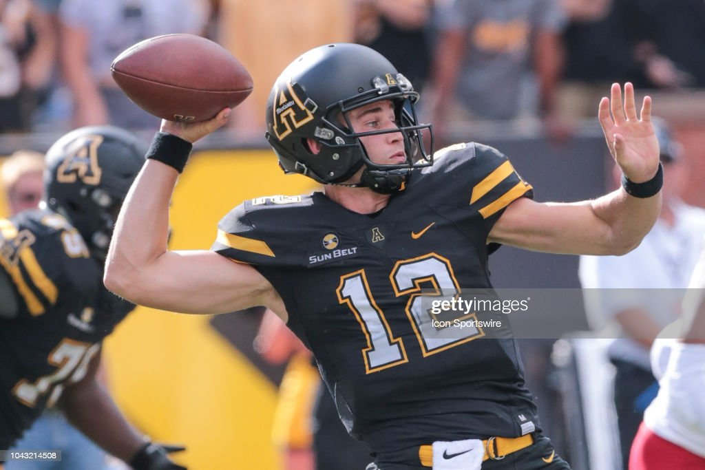 COLLEGE FOOTBALL: SEP 29 South Alabama at Appalachian State : News Photo