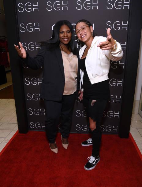 CA: DJ Carisma Kicks Off Celebration Of Grand Opening Of SGH Apparel's Flagship Store