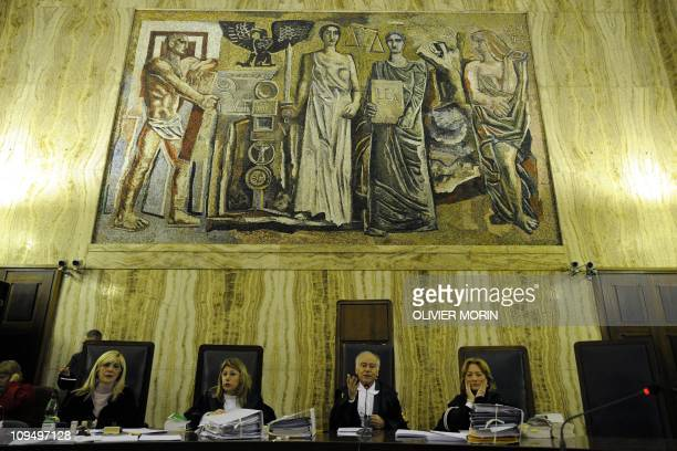 Appeal Court judges open on 28 February 2011 at the Milan tribunal the tax fraud trial involving Prime Minister Silvio Berlusconi who has been asked...