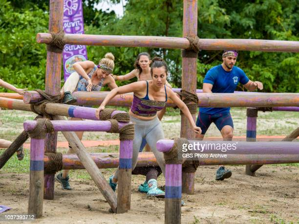 Appearances Are Deceiving Angelina Keeley competes on SURVIVOR when the Emmy Awardwinning series returns for its 37th season themed David vs Goliath...