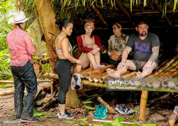Appearances Are Deceiving Elizabeth Olsen Bi Nguyen Gabby Pascuzzi Lyrsa Torres and Pat Cusack compete on SURVIVOR when the Emmy Awardwinning series...