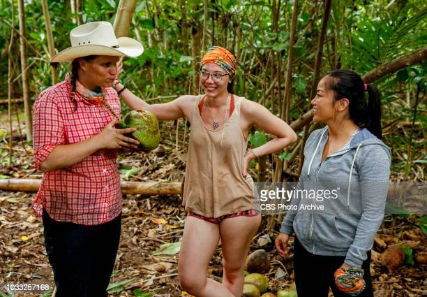 Appearances Are Deceiving Elizabeth Olsen Gabby Pascuzzi and Bi Nguyen compete on SURVIVOR when the Emmy Awardwinning series returns for its 37th...