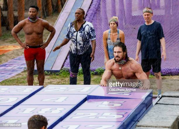 Appearances Are Deceiving Jeremy Crawford Natalie Cole Kara Kay John Hennigan and Mike White compete on SURVIVOR when the Emmy Awardwinning series...
