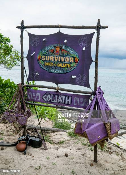 Appearances Are Deceiving The Goliath Tribe competes on SURVIVOR when the Emmy Awardwinning series returns for its 37th season themed David vs...