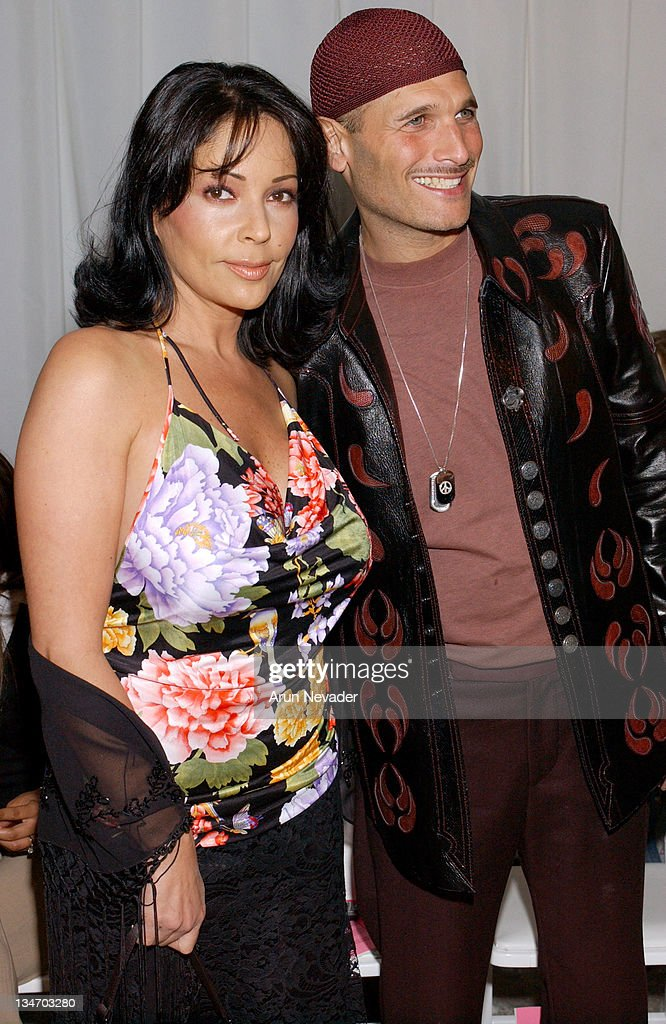 Appelonia And Philip Boch During Mercedes Benz Shows LA   Lotta   Front Row  At
