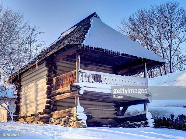Anhang Haushalt-Winter-Szene