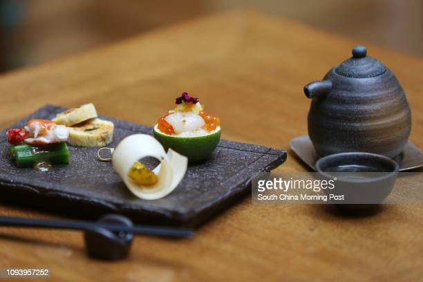 Appetizers at Kyoto Joe 23FEB17 SCMP / Xiaomei Chen