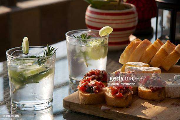 Appetizers (Snacks and Drinks)