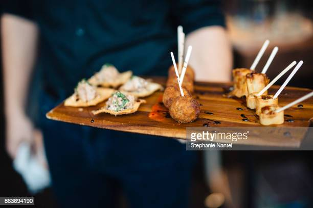 appetizers - appetiser stock photos and pictures