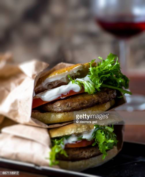 appetizing burger - mayonnaise stock pictures, royalty-free photos & images