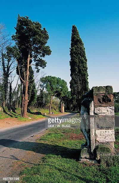 Appian Way Rome Lazio Italy