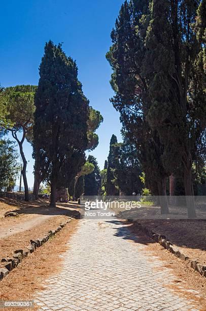 Appian Way, Via Appia, Rome, Italy