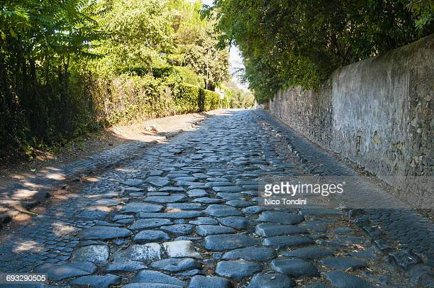 Appian Way, Via Appia, Rome, Italy