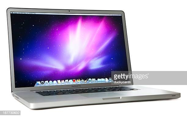 Apple 17-inch MacBook Pro with Clipping Paths