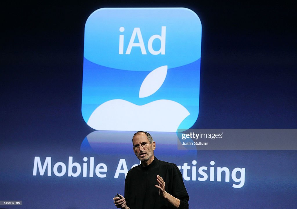 Apple Unveils New Software For iPhone And iPad : News Photo