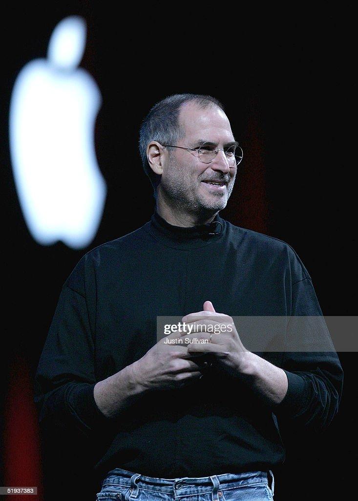 Apple CEO Steve Jobs Delivers Opening Keynote At Macworld : ニュース写真