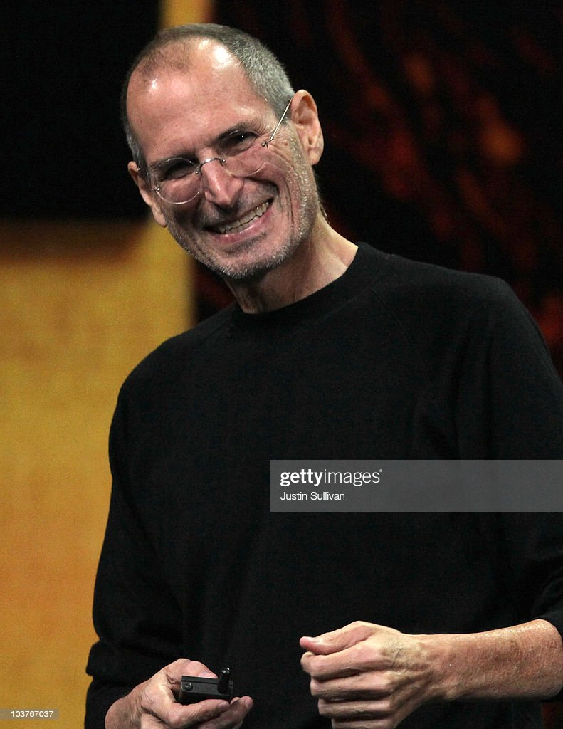 Apple Launches Upgraded iPod : News Photo