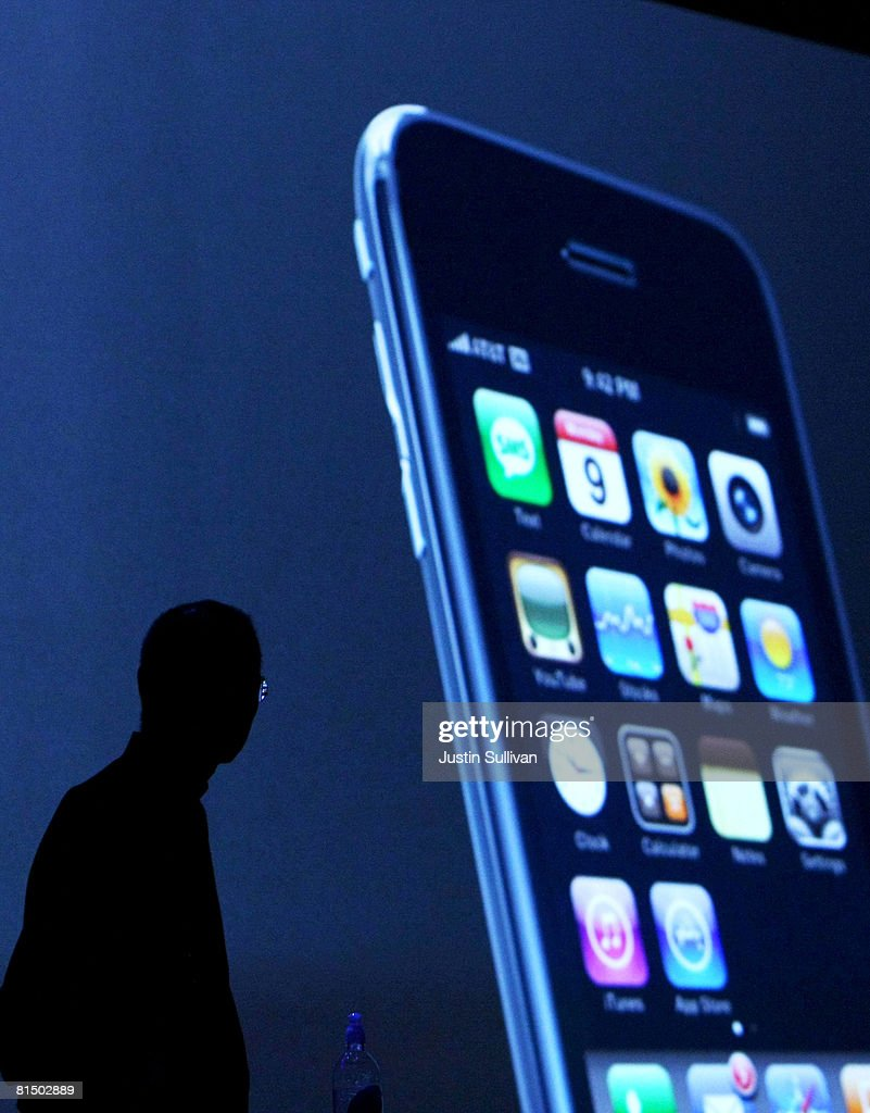 Apple Introduces New iPhone At Worldwide Developers Conference : ニュース写真