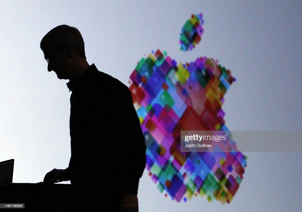 Apple's World Wide Developers Conference Begins In San Francisco : News Photo