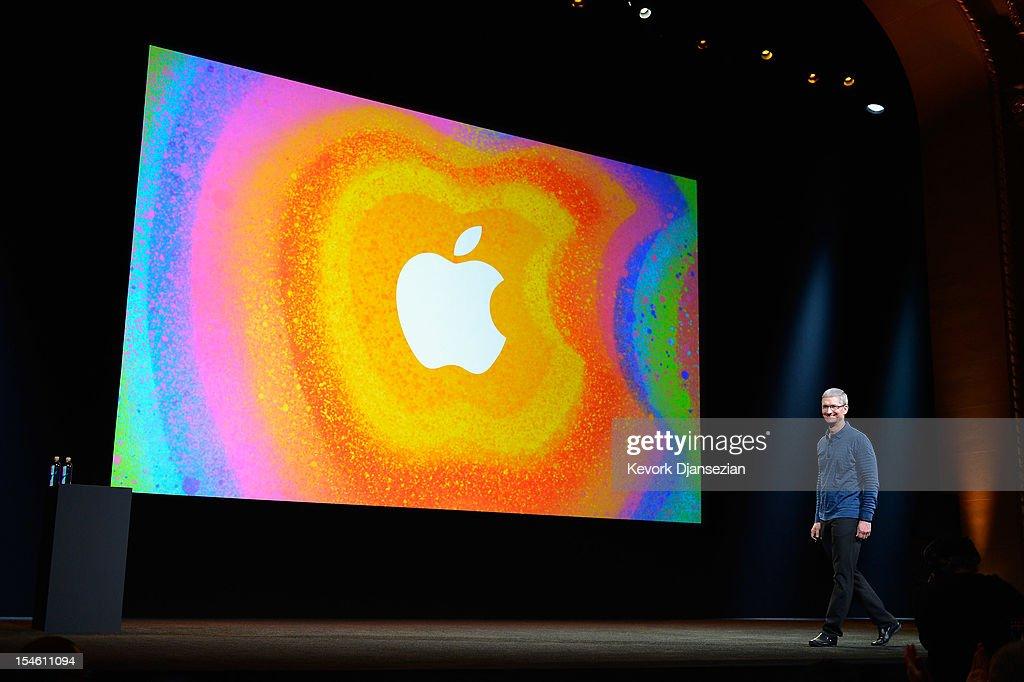 Apple Introduces Latest iPad : Foto di attualità
