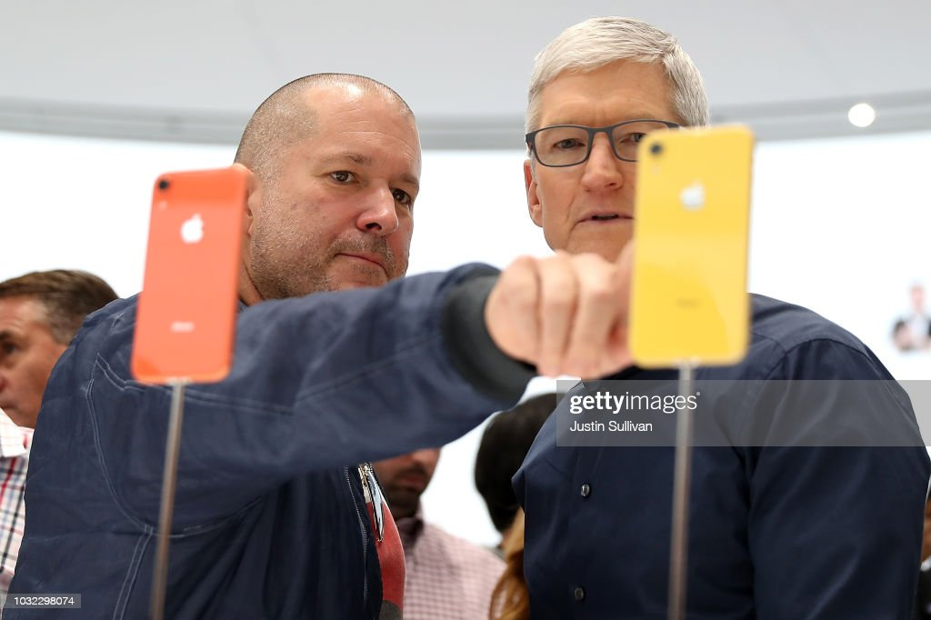 Apple Debuts Latest Products : Fotografía de noticias
