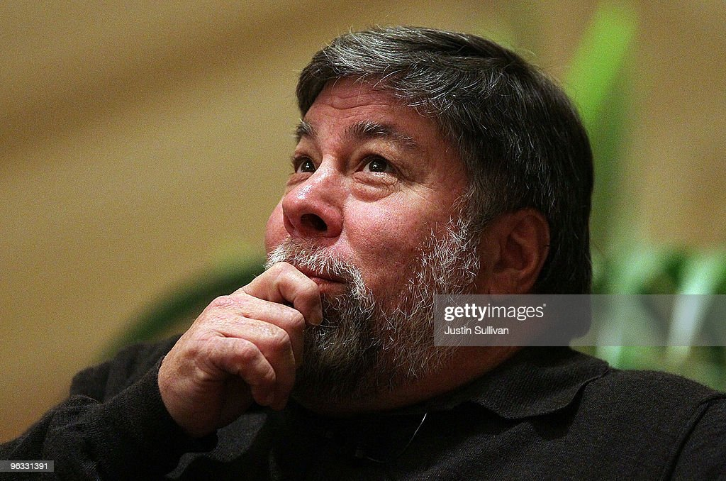 Steve Wozniak Addresses Bay  Area Discovery Museum's Discovery Forum