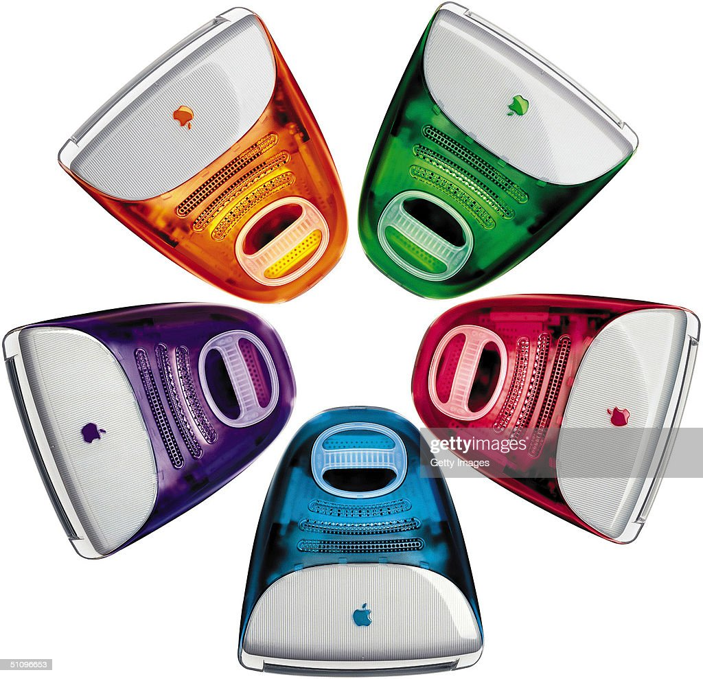 20 Years Since Apple iMac First Released