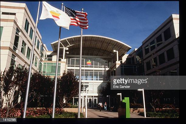 Apple Computer office building is on display March 15 1997 in San Francisco CA Since the beginning of the 1990s San Francisco has become the place...