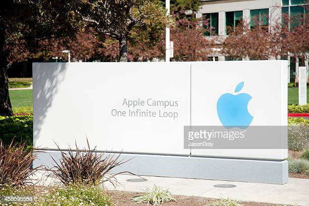 Apple Computers Campus