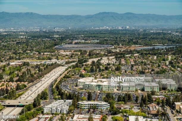 Apple Headquarters in Cupertino CA