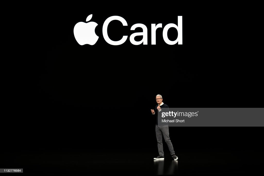Apple Holds Product Launch Event In Cupertino : Fotografía de noticias