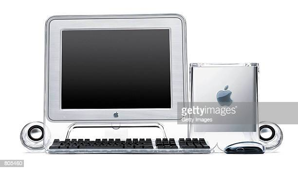 Apple introduced the Power Mac G4 Cube July 19 an entirely new class of computer that delivers the performance of a Power Mac G4 in an eight inch...