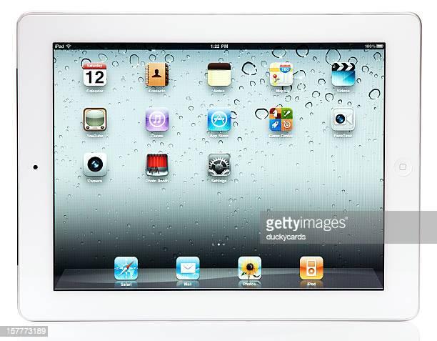 Apple iPad 2 com Wi-Fi e 3 g com Linhas de Recorte