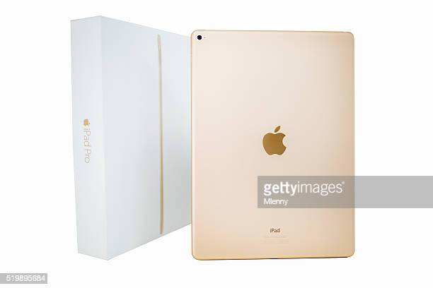 "Apple iPad Pro 12.9 "" WLAN 32 GB Gold mit Original-Box"