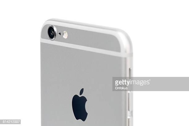 35 Foto E Immagini Di Iphone 6 Hand White Background Getty Images
