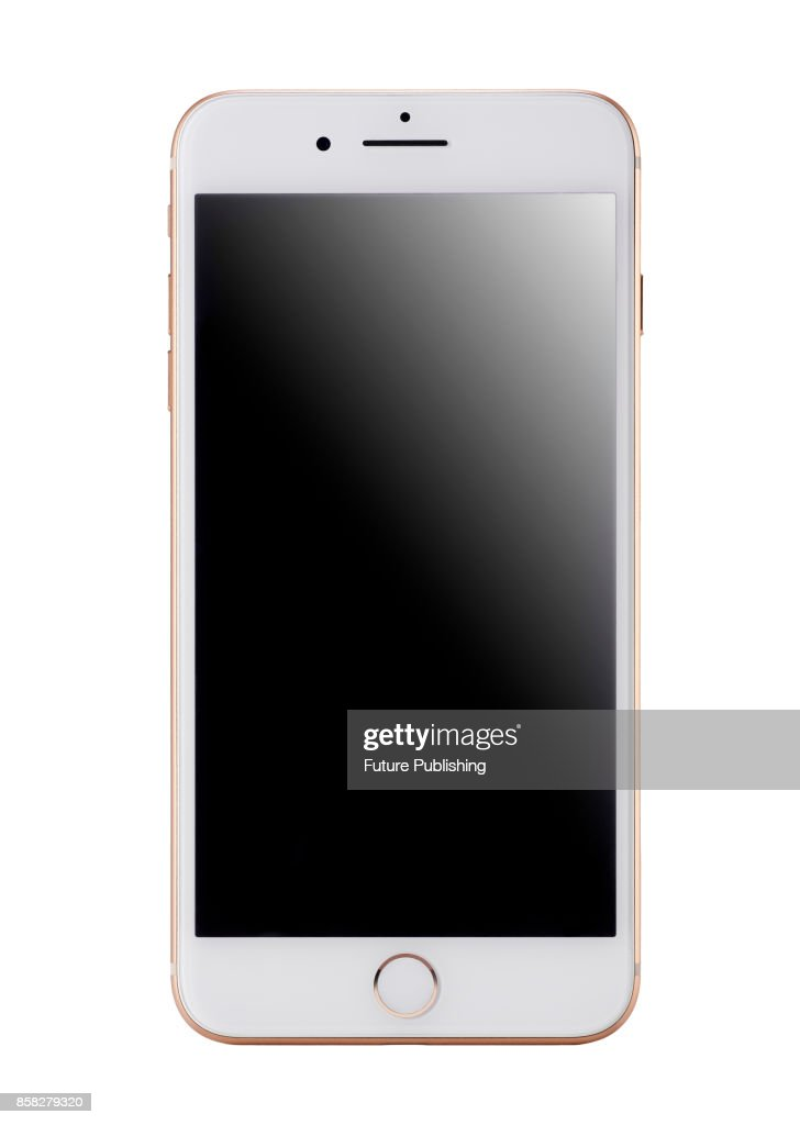 2017 Apple iPhone 8 (Gold) Product Shoot : News Photo