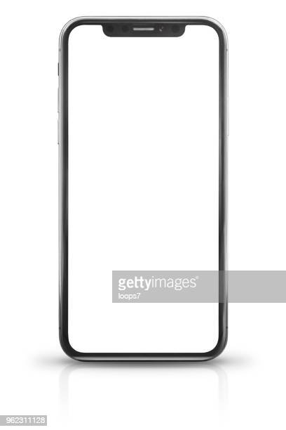 apple iphone x - template stock pictures, royalty-free photos & images