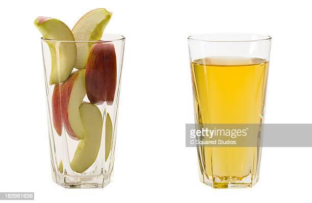 Apple Juice VS Fresh Apples