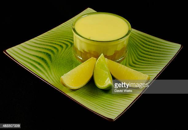 apple, lemon, lime posset. - strathclyde stock pictures, royalty-free photos & images