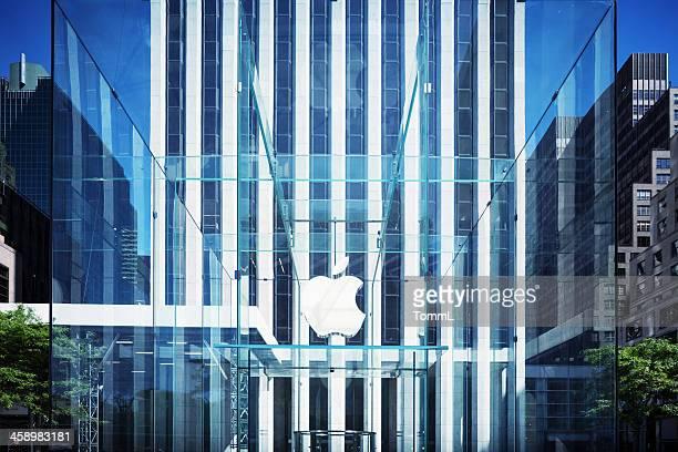 Apple Logo, New York