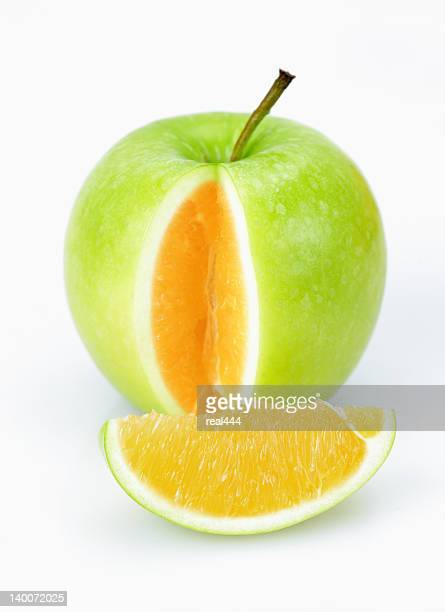 apple or orange - customised stock pictures, royalty-free photos & images
