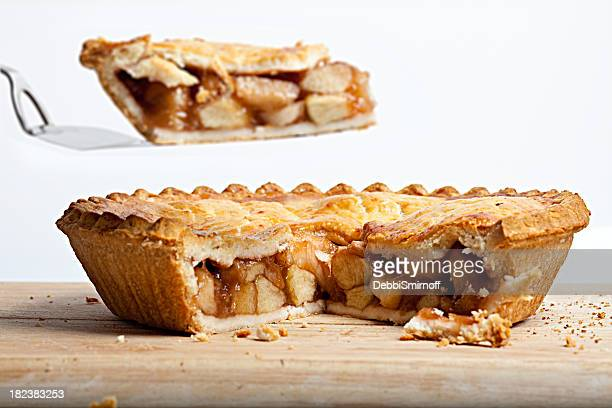 Apple Pie and Slice